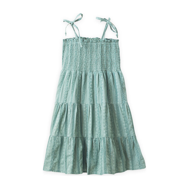 Pippa Dress, Forest Green