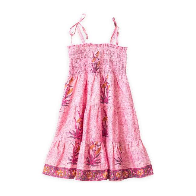 Pippa Dress, Bird of Paradise