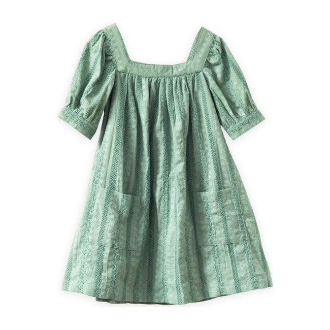 Cece Dress, Forest Green