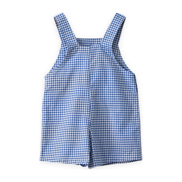 Baby Jumper, Blue School Check