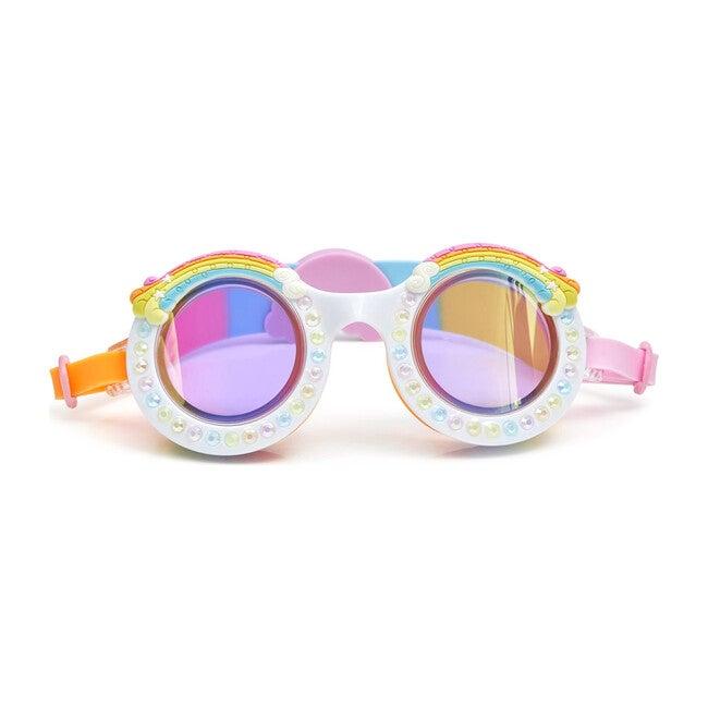 Good Vibes Swim Goggles, Multi