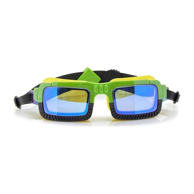 John Dear Truck Norris Swim Goggles, Green