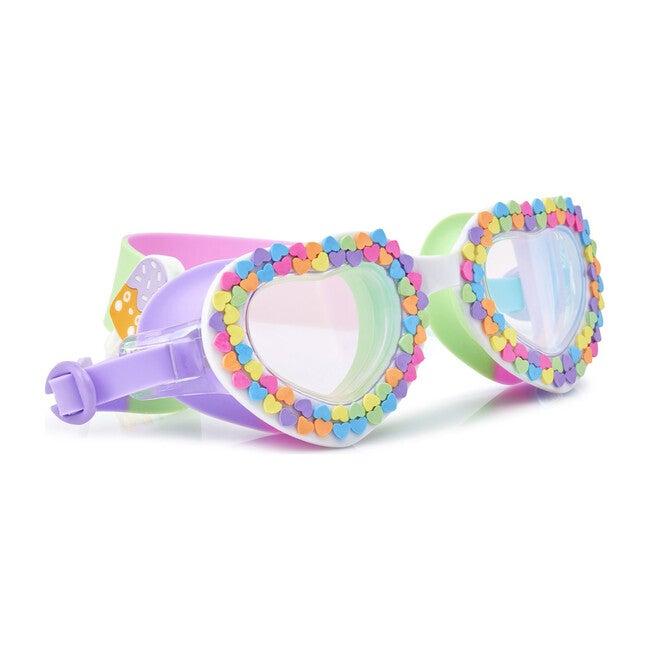 U Rock Rainbow Swim Goggles, Multi