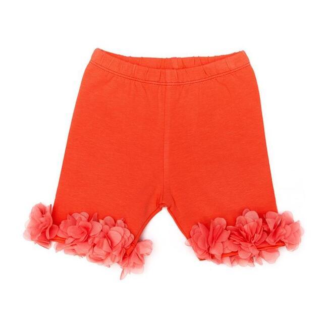 Hello Sunshine Capri Pants, Coral