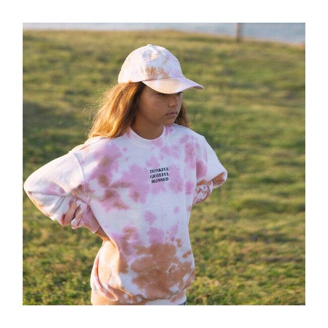Tie Dye Cap, Pink
