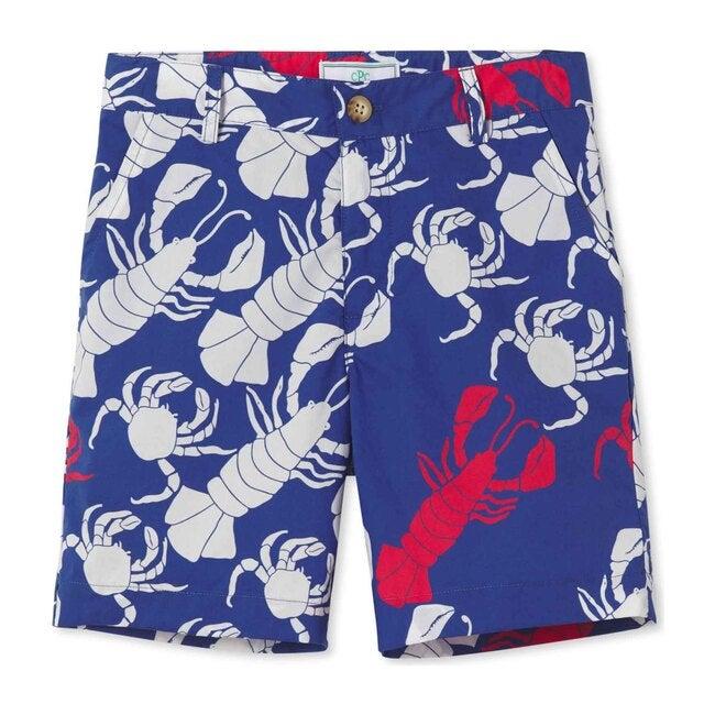 Hudson Short, Lobster Invasion Print