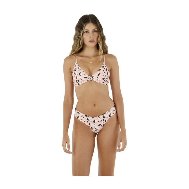 Women's Rose Africa Mia Connection Top