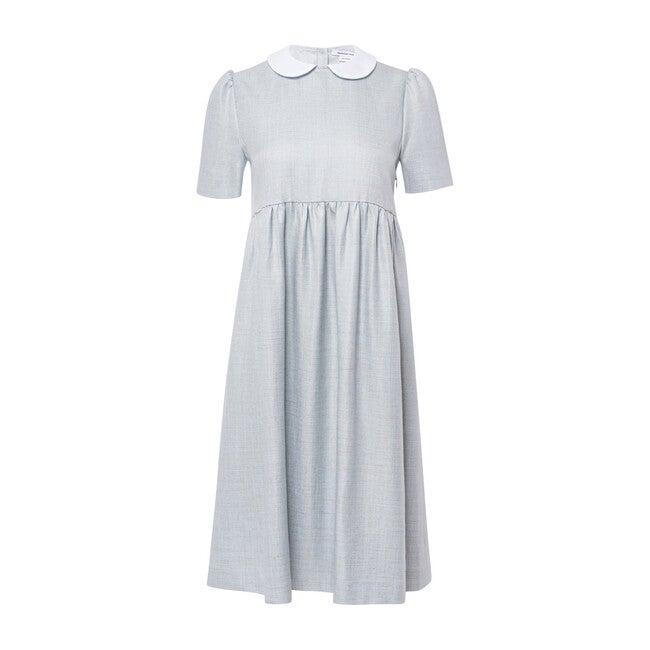 Peter Pan Collar Maternity Dress