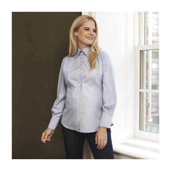 Maternity Victorian Cotton Top