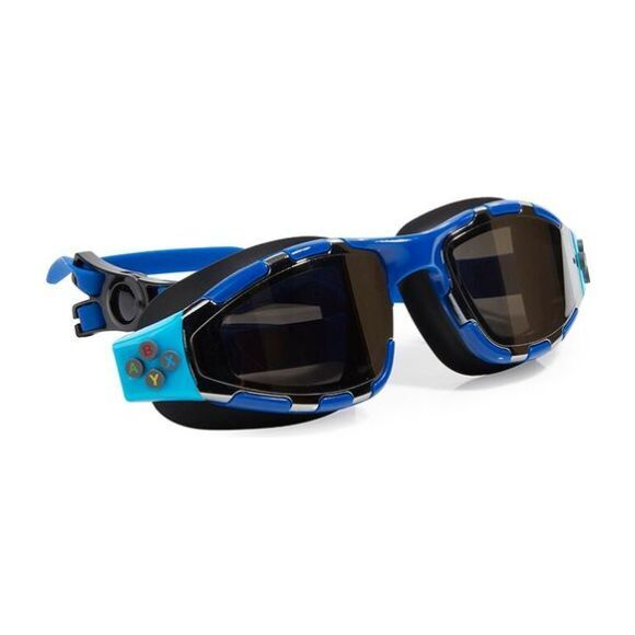 Video Gaming Controller Goggles, Royal Blue