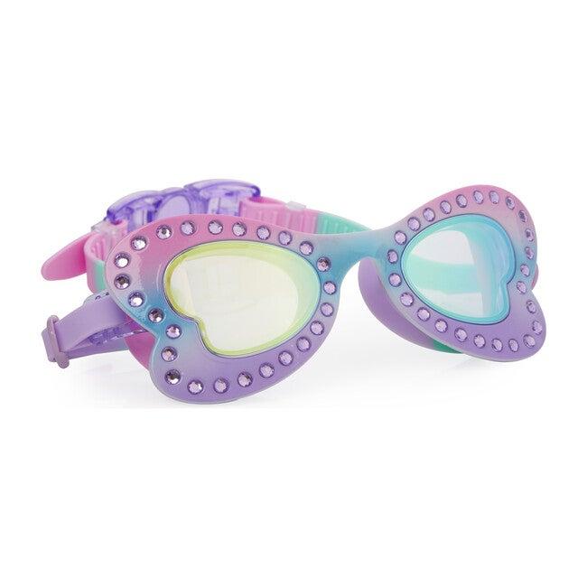 Flutter Fly Adjustable Goggles, Pink Berry