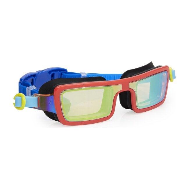 Electric 80's Goggles, Retro Red