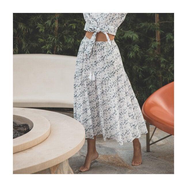 Women's Chelsea Skirt, Killarney Print