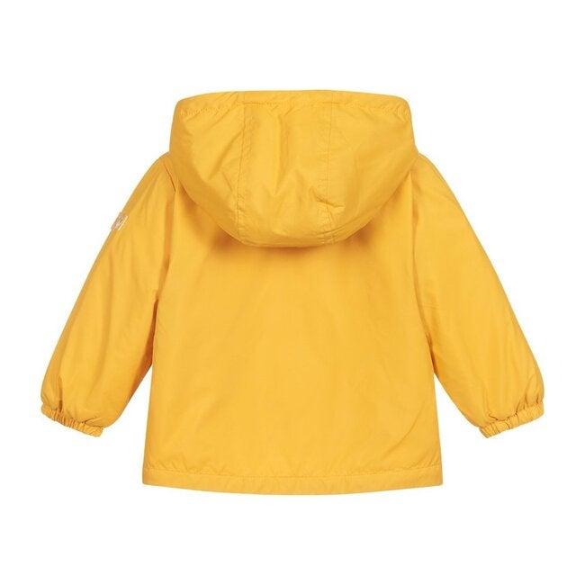 Windbreaker Coat, Yellow