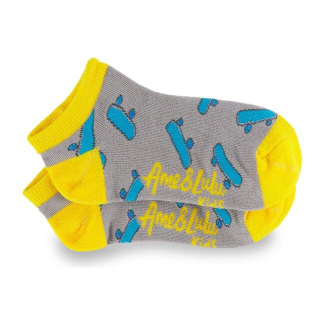Happy Feet Socks, Skateboard