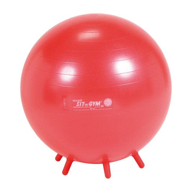Sit'N'Gym 55, Red