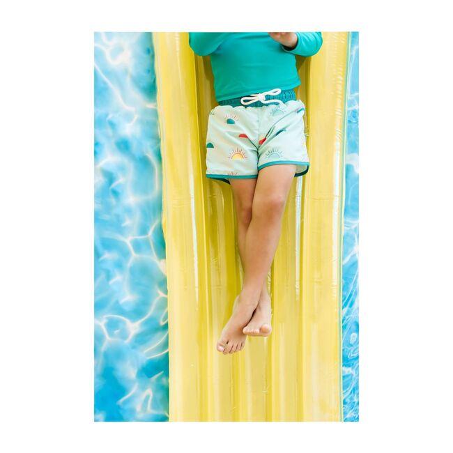Jude Boardshorts, Summer Sunrise