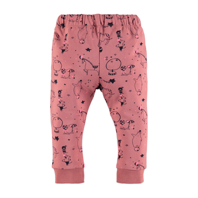 Circus Jogger, Dusty Rose