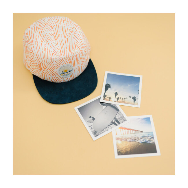 Golden Gate Snapback