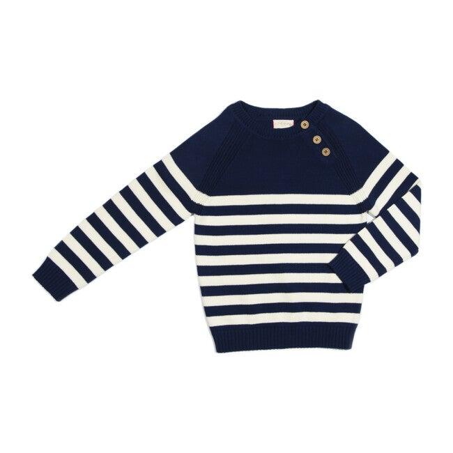 Eli Sweater, Navy