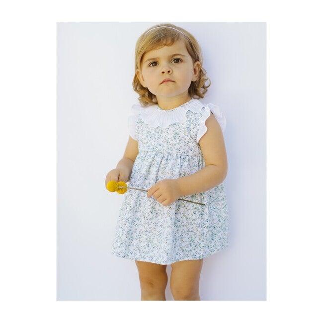Pockets Dress, Floral