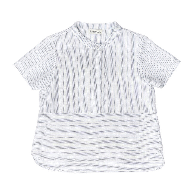 Ollie Top Embroidered