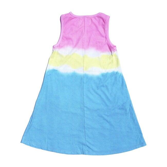 Tank Dress, Pop Colorblock