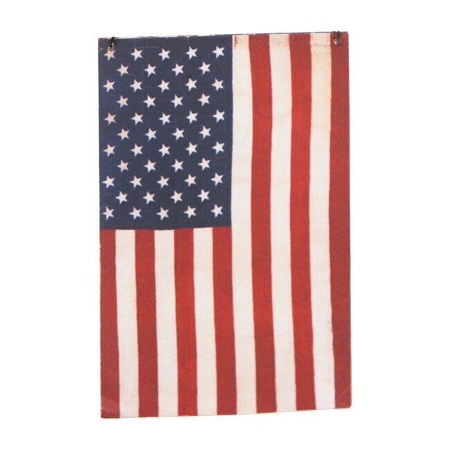 Americana Flag Ornament
