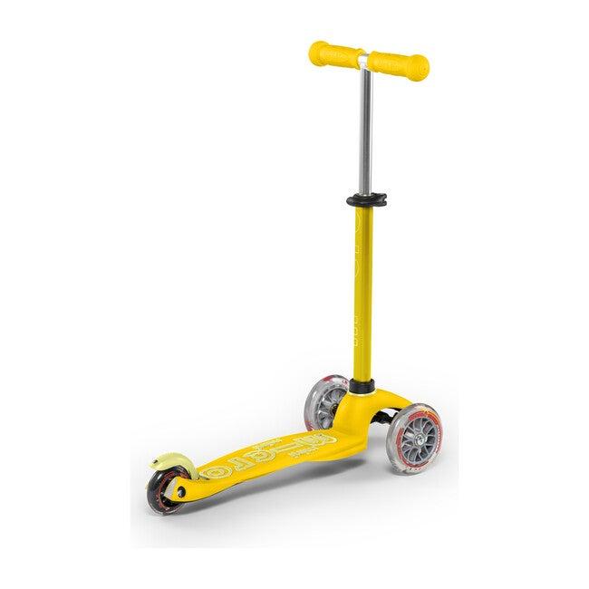 Micro Mini Deluxe, Yellow