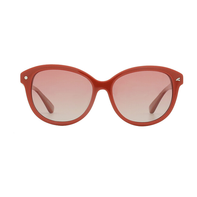 Clementine, Red - Sunglasses - 1
