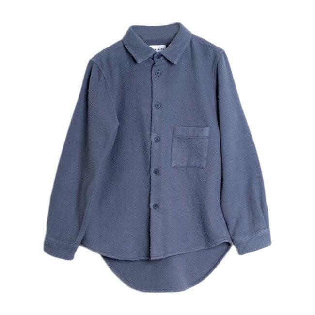 Rui Shirt, Blue - Shirts - 1
