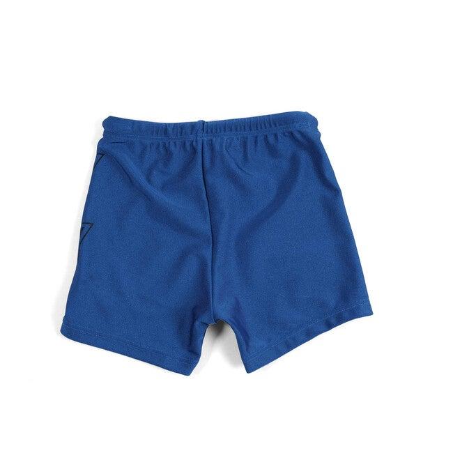 Carlos Swim Shorts, Rudy Ruby Blue