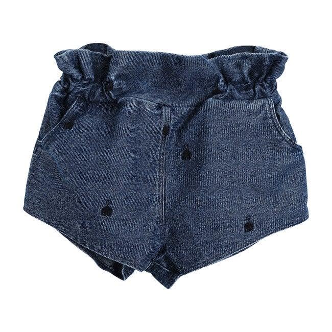 Adolfo Shorts, Denim - Shorts - 1