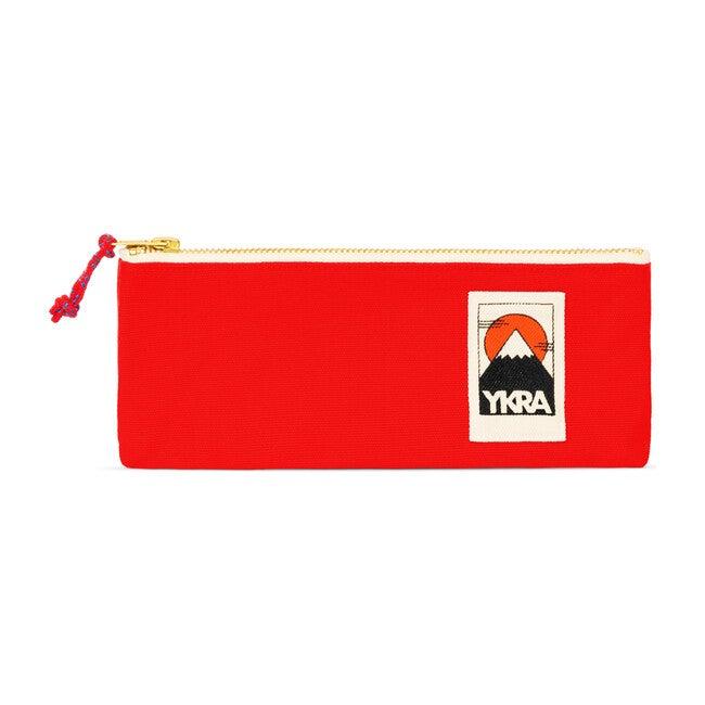 Pencil Case, Red