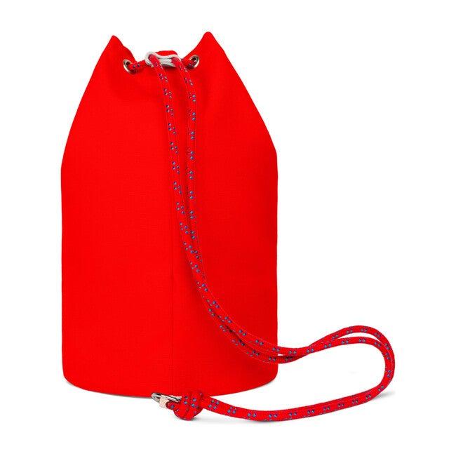 Mini Duffle, Red