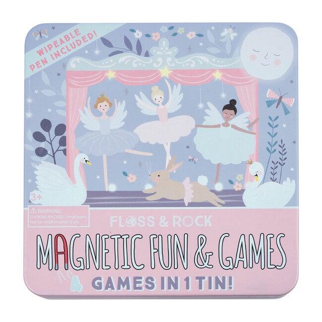 Enchanted Magnetic Fun & Games