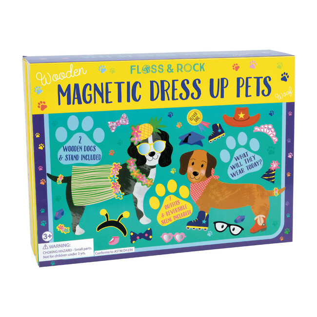 Pets Magnetic Dress Up Character