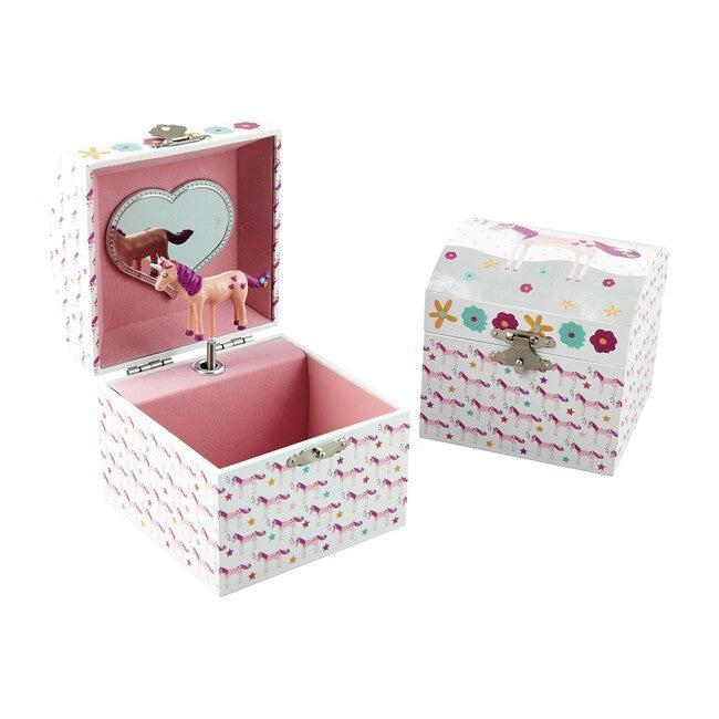 Unicorn Jewelry Box (Music: Twinkle Twinkle Little Star)