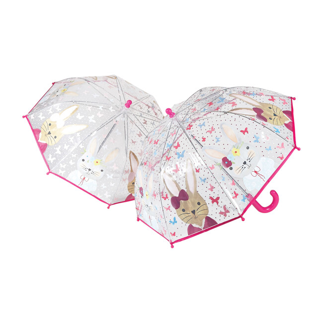 Bunny Transparent Umbrella