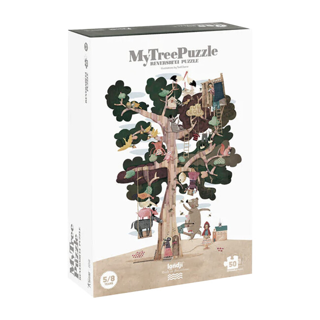 My Tree 2-Sided Puzzle