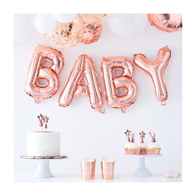 Baby Balloon Bunting