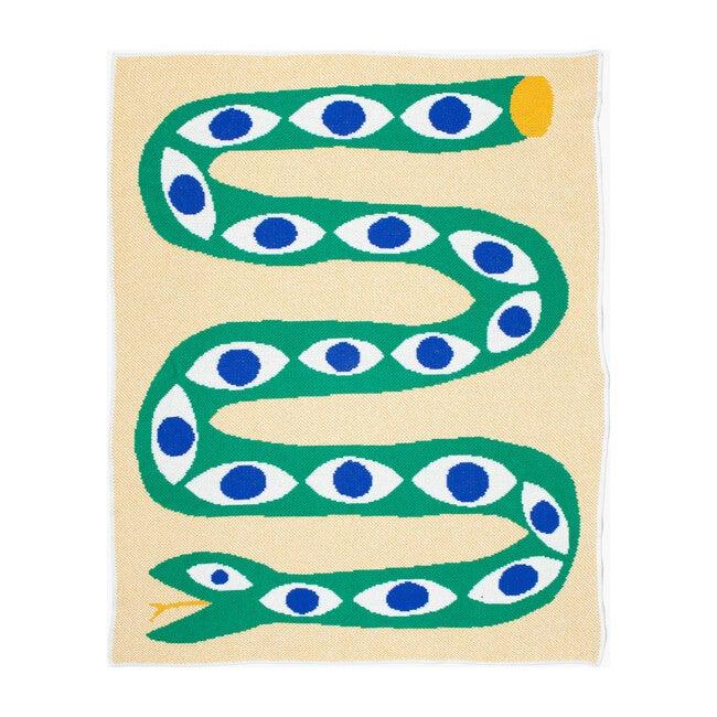 Snake Eyes Mini Blanket
