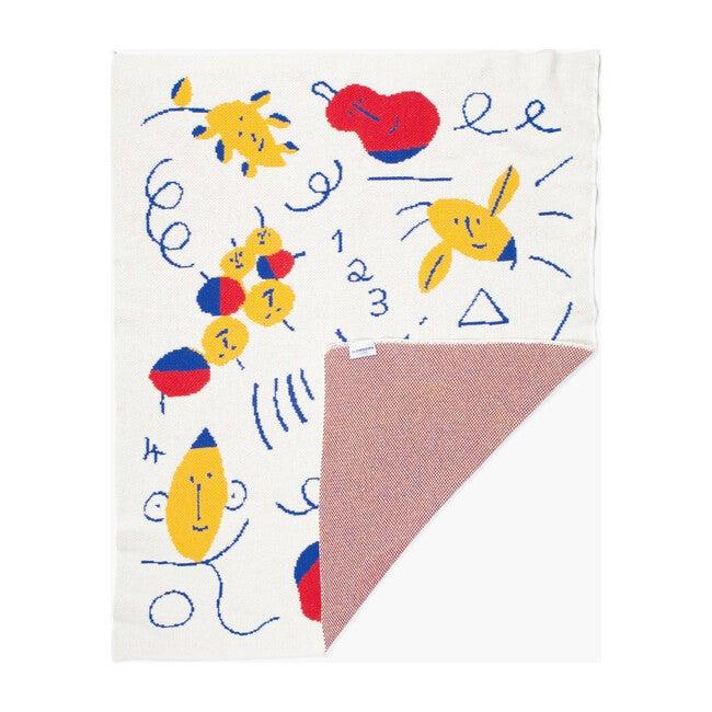 123 Mini Blanket