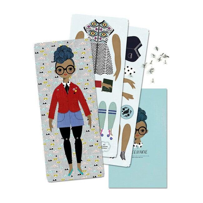 Rosemary Paper Doll Kit