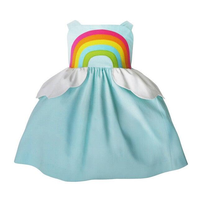 Over the Rainbow Sundress, Sky Blue