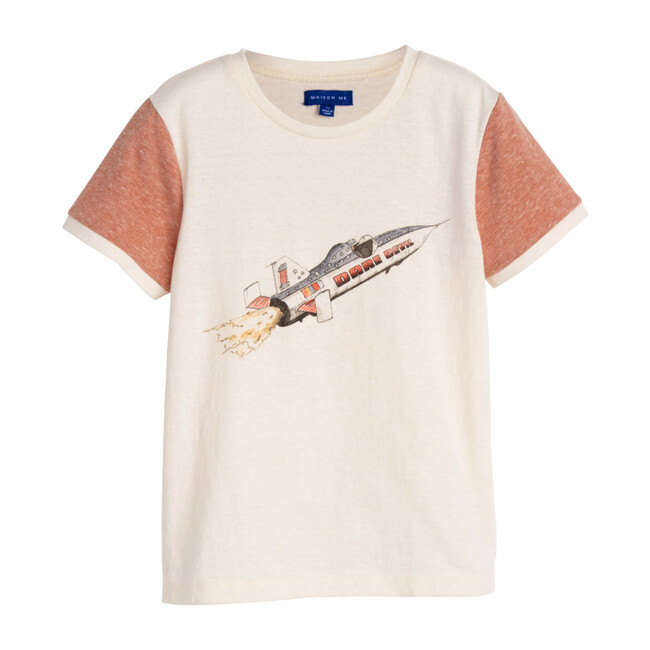 Ezra Graphic Tee, Rocket