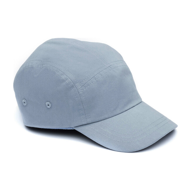 Cameron Twill Cap, Dusty Blue - Hats - 1