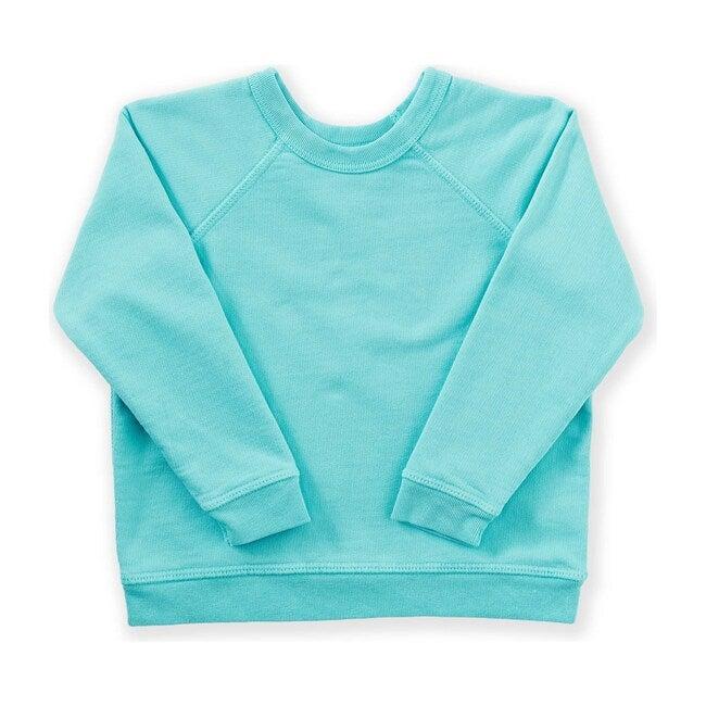 The Sweatshirt, Aqua