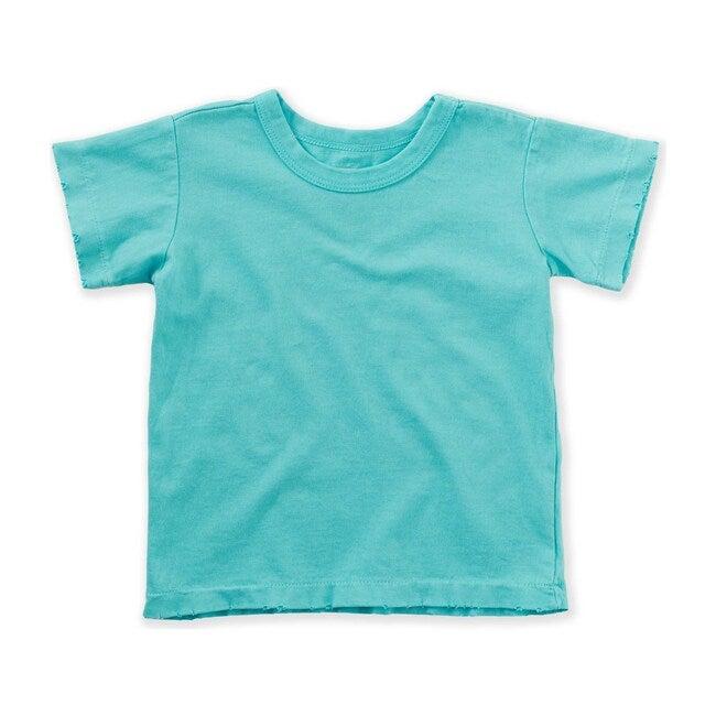 The T-Shirt, Aqua