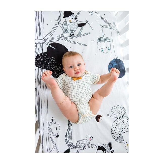 Woodland Dreams Standard Crib Sheet